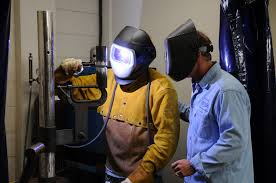 Industrial Training Certificate (Welder)