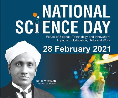 Faculty of Science, Celebrated National Science Day,