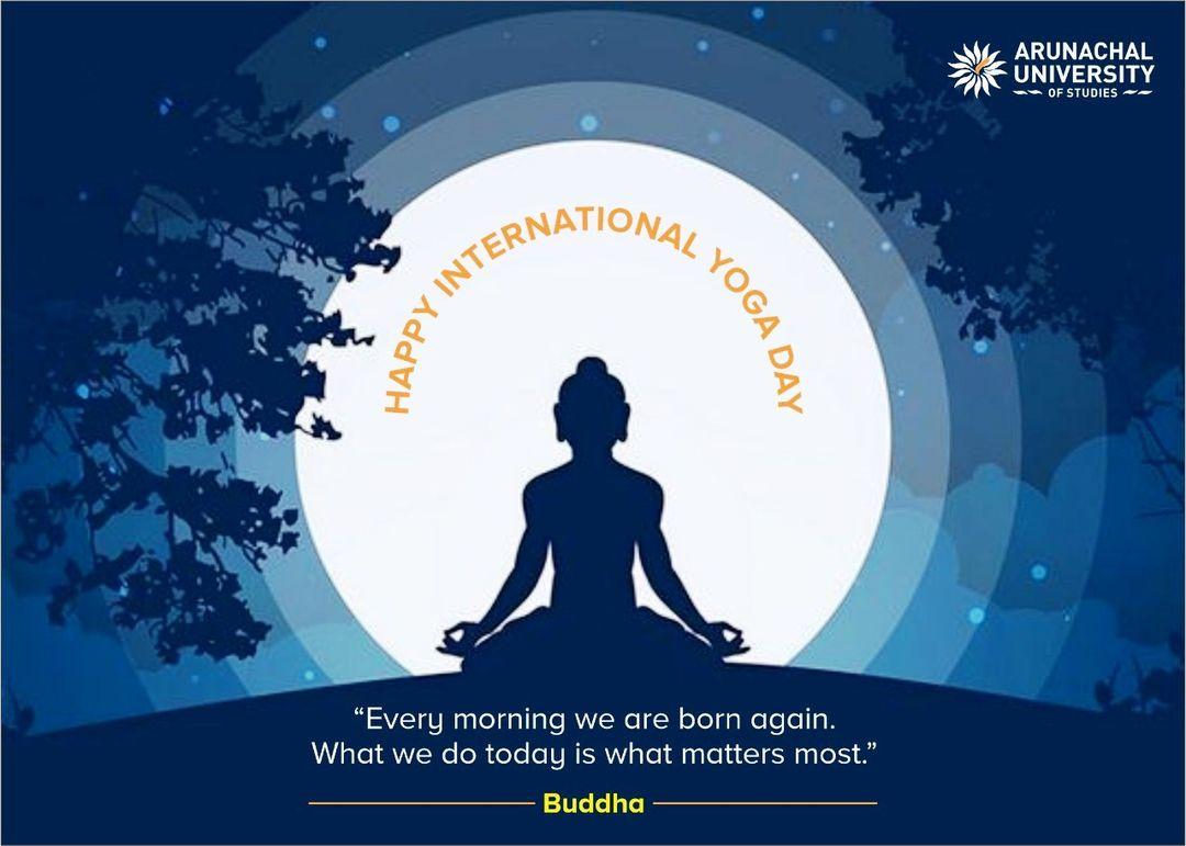 Yoga Day - 2021