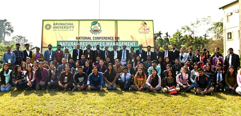 "National Conference on ""Natural Resources Management & Sustainable Agriculture"
